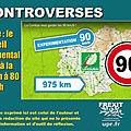 <b>Corrèze</b> : le conseil départemental dit non à la limitation à 80 km/h