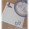 Créas Rougeberry chez Stampin'up
