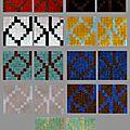 MOZAPIXEL, mosaïque et pixel art.