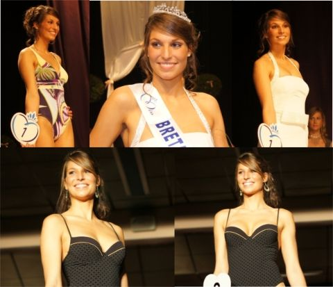 Miss France 2011 - Miss Bretagne photos Laury Thilleman