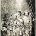 Antoine <b>Watteau</b> et l'art de l'estampe