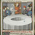 Chevaliers de la <b>Table</b> Ronde, le siège Périlleux