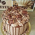 Layer Cake <b>Kinder</b> Bueno ♥