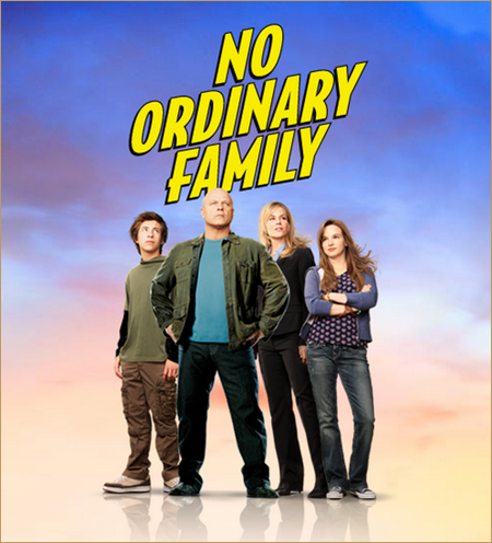 No Ordinary Family [Saison 01 FRENCH] [01 à 04] [FS] [US] [HD 720p]