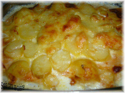 recettes  Tortilla pomme de terre, jambon, fromage