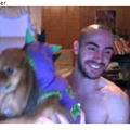 My meeting on chatroulette !