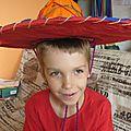 Nos tenues pour la fête mexicaine : le sombrero n° 1