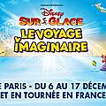 <b>Disney</b> sur glace en tournée