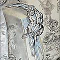 LE SURFER D'ARGENT - SPIDER-<b>MAN</b> / <b>IRON</b> <b>MAN</b> - LA CHOSE / HULK -