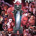 X-Men et Gardiens de la galaxie