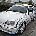 photos d'autos de rallye sur le 42