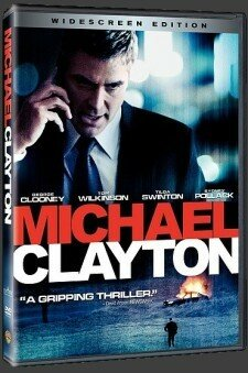 Michael Clayton en DVD