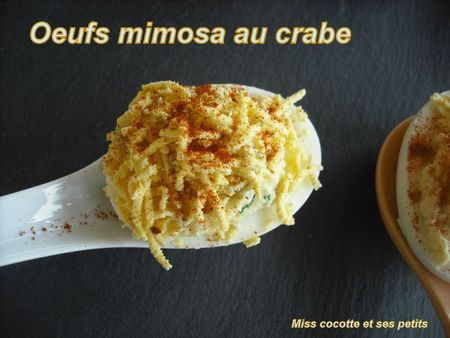 oeufs mimosa au crabe3