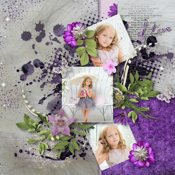 Talou - template 17-3- kit Roman Lavender de Mariscrap - Photo Pixabay