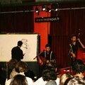 Fresques en musique