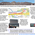Cheap and easy bus from <b>Beijing</b> to the Great Wall at Badaling