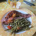 Cuisses de poulet enragées