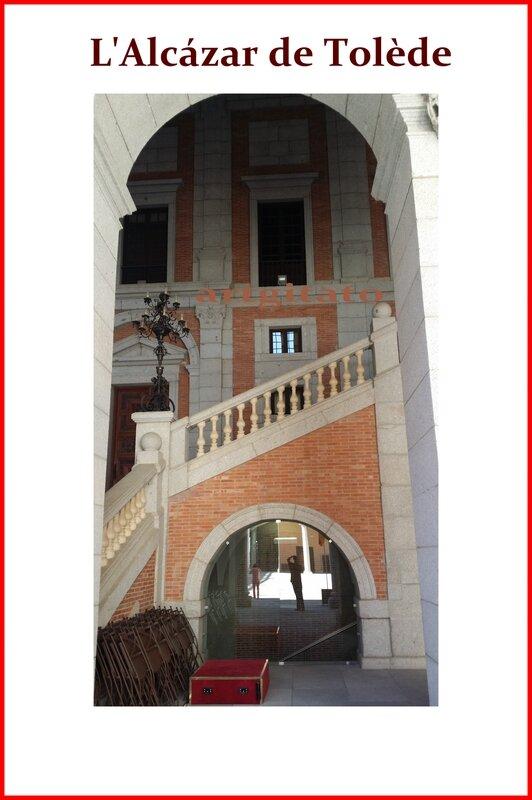 Alcázar de Tolède Alcázar Toledo Artgitato 6