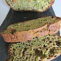 Cake salé saumon/céleri branche à la <b>farine</b> de <b>seigle</b> (sans lactose)