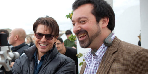 Tom Cruise & James Mangold