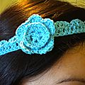 DIY - <b>Tuto</b> Headband au crochet