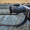 Chemins de fer en cul de sac