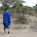 Le peuple <b>massaï</b> - Afrique de l'Est