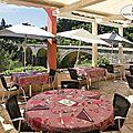 « L'Hôtel <b>Restaurant</b> du Pont » à Ambialet, six générations de cuisiniers !