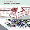Rentrée scolaire : émotions enfants/parents (2/2) / Conseils pour la Petite Section / Fleurs de Bach variées + <b>Violette</b> des bois