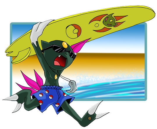 Sneasel_use_SURF_by_manyuladic