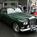 Bentley <b>Continental</b> S3 Chinese Eye Coupe Mulliner Park Ward 1962-1965
