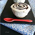 CHEESECAKES AU <b>CHOCOLAT</b> BLANC & CITRON VERT, FRAMBOISE & COULIS <b>CHOCOLAT</b> (SANS CUISSON) - CHEESECAKES AL <b>CHOCOLATE</b> BLANCO ....