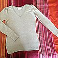 pull gris - <b>new</b> <b>look</b>