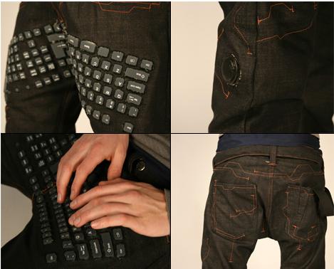 Geekiest pants