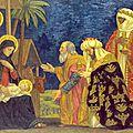 <b>Epiphanie</b> - la galette des rois