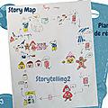Le plan de récit ou Story Map, et la littérature sans questionnaire
