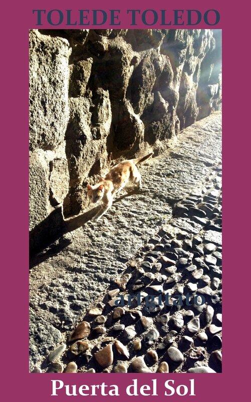 Tolede Toledo Artgitato Puerta del Sol