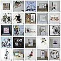 <b>Galerie</b> des créations de Décembre