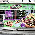 fissa Pizza Rennes Ille-et-Vilaine <b>restauration</b> <b>rapide</b>