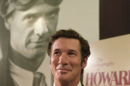 Richard Gere est Clifford Irving