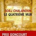 «Le quatrième mur » de Sorj Chalandon
