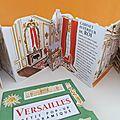 Versailles dans le salon
