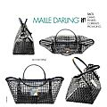 if.LAB MAILLE DARLING® ... le Sac à <b>Main</b> Darling grand modèle.