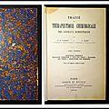 Traité de thérapeutique chirurgicale des animaux domestiques, Tome premier : Chirurgie générale, Maladies <b>communes</b> à tous les ti