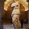 Mon top 10 <b>sculptures</b> antiques dans les musées: N°9: La Vénus de Milo (Louvre, Paris)