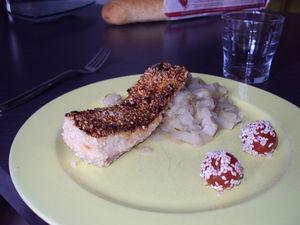 recettes plats  Endives au saumon fumé