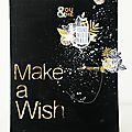 Make a wish....Attention post spécial