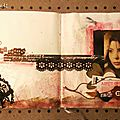 <b>Mix</b> Media / Mon Art Journal commence