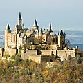 CHATEAU DE HOHENZOLLERN - <b>ALLEMAGNE</b>