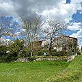 La négrauderie,vers Mouton Charente,